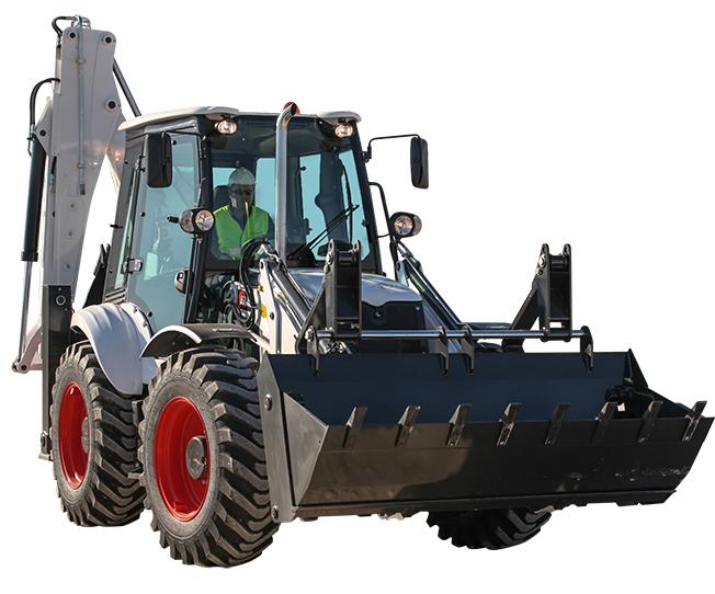 Экскаватор-погрузчик B780 Bobcat